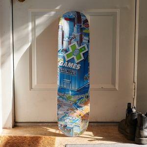 XGames Skate Deck